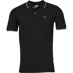Pique Polo - GOTS - Total Eclipse - KnowledgeCotton Apparel