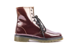 Ms. Vegan Stiefel Bordeaux - Risorse Future