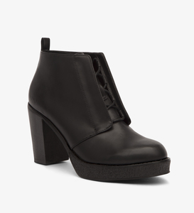 Rachel Ankle Boot - Black - Matt & Nat