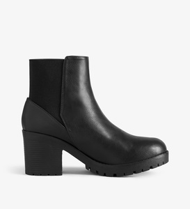 Montroyal Ankle Boot - Black - Matt & Nat