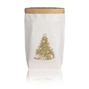 17;30 Tannenbaum mit-Geschenken - PaperBag - 17;30