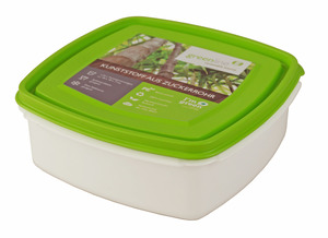 Greenline Frischhaltebox aus Biokunststoff 2,5l - greenline