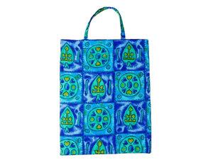 Lunch-Tasche, Mini Tasche Inka Classic, Upcycling von Leesha Design - Leesha
