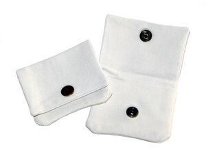 Recycling Mini Portemonnaie von Leesha; Variante drei - Leesha