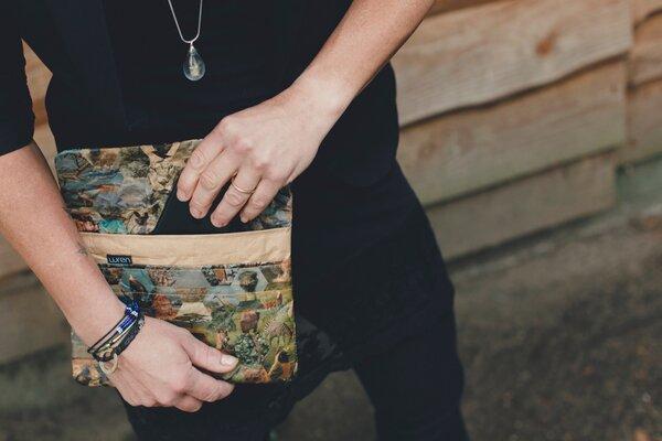Ipad Mini Hülle Oder Tasche Mit African Safari Print