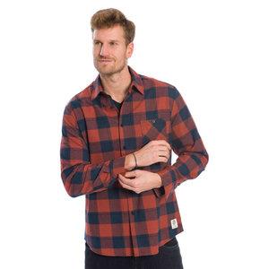 Lumberjacks Hemd Rot - bleed