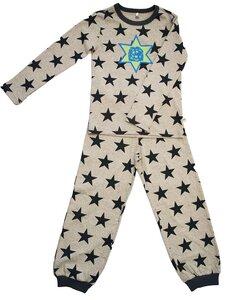 Schlafanzug für Jungs mit Sterne - Fred's World by Green Cotton