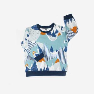 Pullover _ Sweater Winter Wonderland - Pünktchen Komma Strich