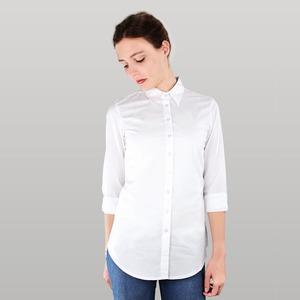 Damen Bluse weiss von MELAWEAR - Fairtrade & GOTS zertifiziert - MELAWEAR