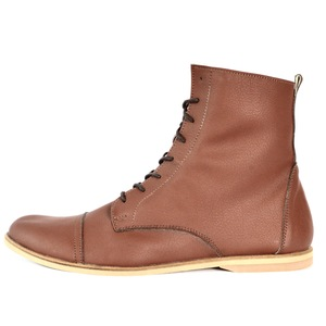 '89v vegane Boots in Chestnut Brown - SORBAS