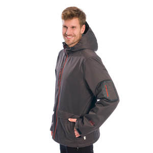 SYMPATEX Active Jacke Grau - bleed