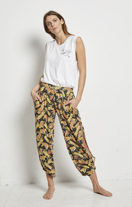 SLIT PANTS WILDTHING - Hati-Hati