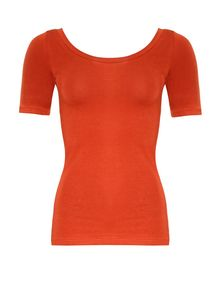 T-Shirt JUNE rust - Lovjoi