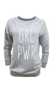 GRL PWR Longsweat - WarglBlarg!