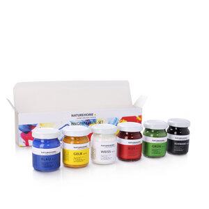 NATUREHOME Fingermalfarben aus natürlichen Inhaltsstoffen - NATUREHOME