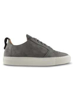 Argan Low Grey Nubuk - ekn footwear