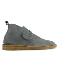 Max Herre Grey Nubuck - ekn footwear