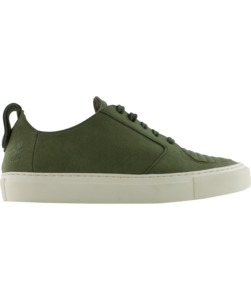Argan Low Olive Vegan - ekn footwear