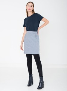Skirt Adeline: Ocean Blue - Miss Green