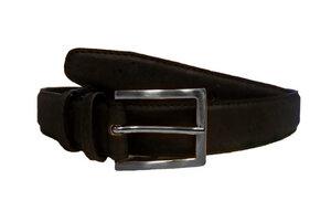 Kork Gürtel schwarz - Corklane