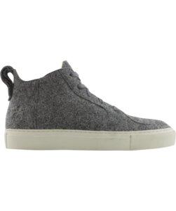 Argan Mid Grauer Filz - ekn footwear