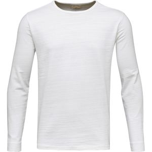 Slope Sweat - Bright White - KnowledgeCotton Apparel