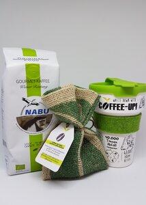 Geschenkset Umwelt-Engagement - Coffee-Up!
