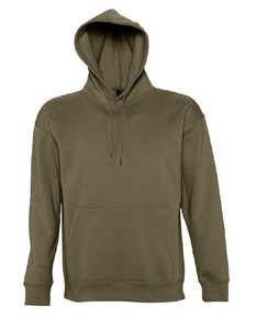 Hooded-Sweater Charlie - University of Soul
