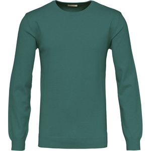 Basic O-Neck Cashmere/Cotton - Baybarry - KnowledgeCotton Apparel