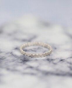 """925er Silber Ring """"Dot"""" - pikfine"""
