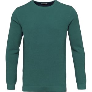 Pique Crew Neck Knit - Baybarry - KnowledgeCotton Apparel