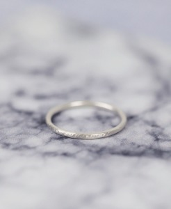 "925er Ring ""Thora"" 1,5 mm - pikfine"
