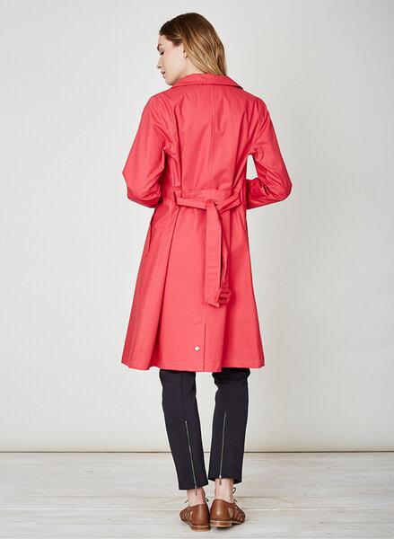 Chloe Waterproof Trench Coat Thought Outlet-Store Niedriger Preis Versandkosten Für Online Billig Verkauf Großhandelspreis qrH9Ix4AoM
