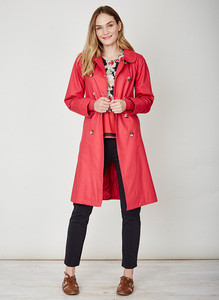 Chloe Waterproof Trench Coat - Thought