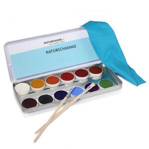 Kinderschminke - Naturschminke für Kinder und Erwachsene zum Fasching und Karneval - NATUREHOME