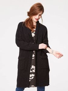 Chepstow Organic Wool Jacket  - Thought | Braintree