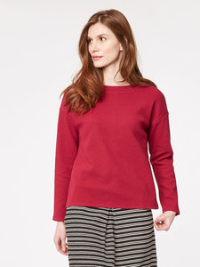 Helena Organic Cotton Top - Thought