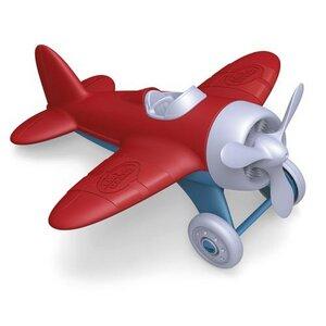 Flugzeug rot - Green Toys