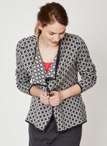 Zena Organic Cotton Cardigan - Thought | Braintree