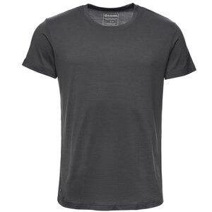 Merino Shirt Herren Kurzarm Regularfit 200 - Kaipara - Merino Sportswear