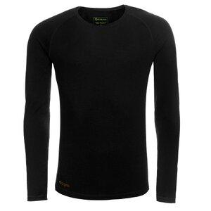 Herren Merino Longsleeve Slimfit Raglan 200 - Kaipara - Merino Sportswear