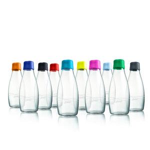 Wiederverwendbare Wasserflasche mit Verschluss - 0,8 Liter - Retap