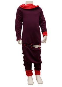LASALINA Kids -Ein Teil ACHT Variationen! Overall, Pullover & Hose - LASALINA