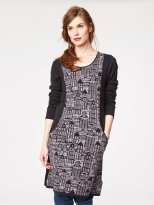 Terrace Organic Wool Knit Tunic  - Thought | Braintree