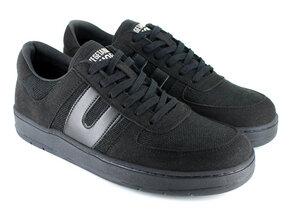 Veg Supreme Black - Vegetarian Shoes