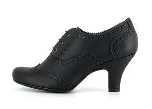 Ashley Shoe Black - Vegetarian Shoes