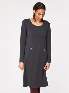 Riley Organic Cotton Dress  - Thought