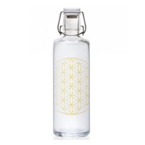 Soulbottle groß 'Flower of Life' 1 L - soulbottles