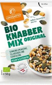 Würziger Bio Knabber Mix  - Landgarten