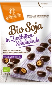 Bio Schoko-Soja Zartbitter - Landgarten